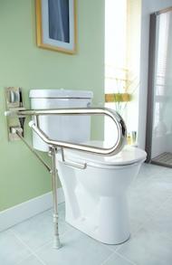 Toilet Grab Rail