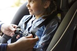 Car Seat Girl